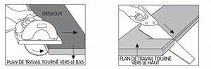 fabriquer un plan de travail decoupe bois par idcoop With decoupe d un plan de travail