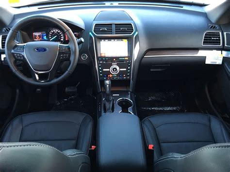 ford explorer 2017 interior new 2017 ford explorer 4wd 4dr limited 4 door sport