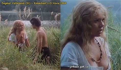 Naked Dagmar Veškrnová Havlová In Komediant