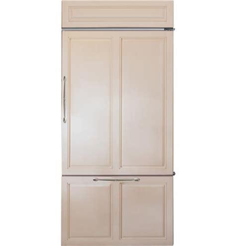 zicnhrh monogram  built  bottom freezer refrigerator monogram appliances