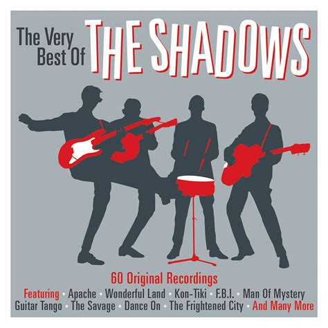 The Shadows  The Very Best Of The Shadows (not Now Music