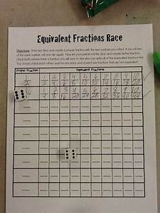 equivalent fractions race game | 4th Grade Math ...