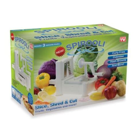 vegetable spiralizer bed bath and beyond quotes