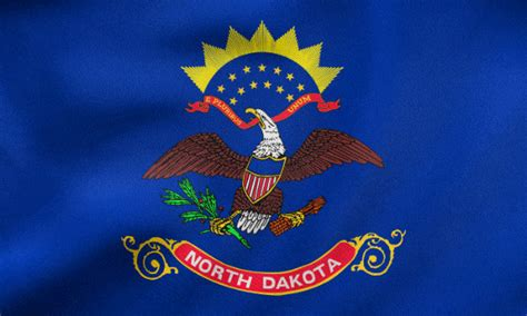 north dakota state facts history