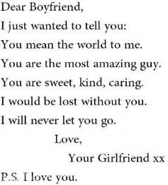 adorable boyfriend quotes