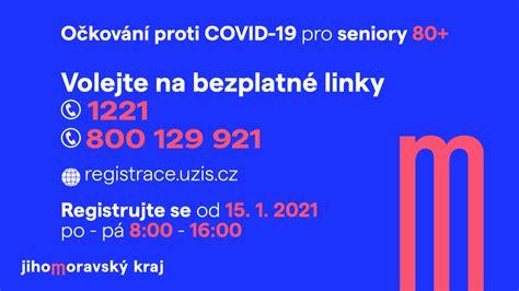 Nově se mohou registrovat lidé ve věku od 16 do 29 let, kterých je v česku téměř 1,5 milionu. Registrace seniorů 80+ na očkování proti covidu - Otmarov