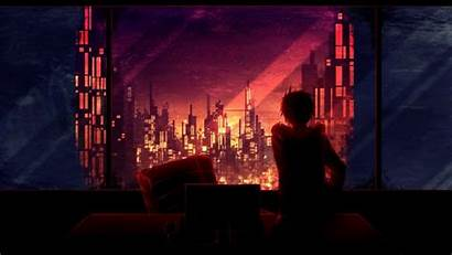 Lo Fi Chill Anime Wallpapers Backgrounds