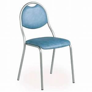 Chaise de cuisine avec assise et dossier rembourres for Deco cuisine avec ou acheter des chaises