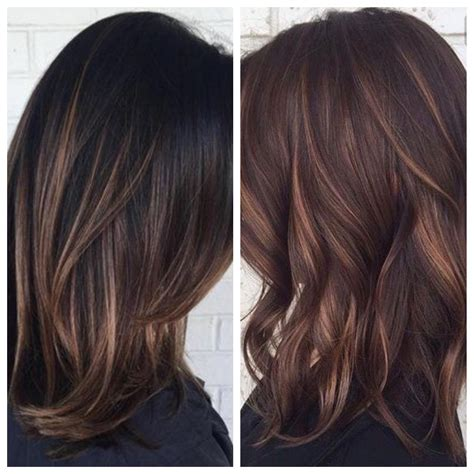 Hair With Lowlights by The Best Balayage Color Ideas Xtra Hair Care