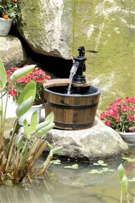 27 wonderful small outdoor fountains pixelmari
