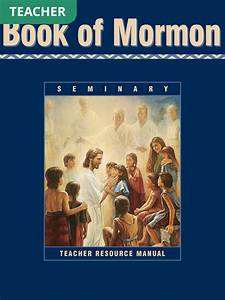 Archived Seminary Manuals