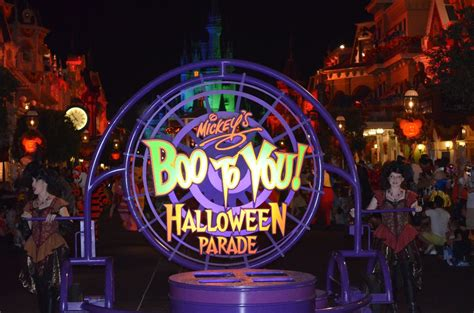 boo   parade review