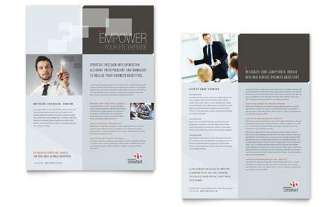 corporate business datasheet template design