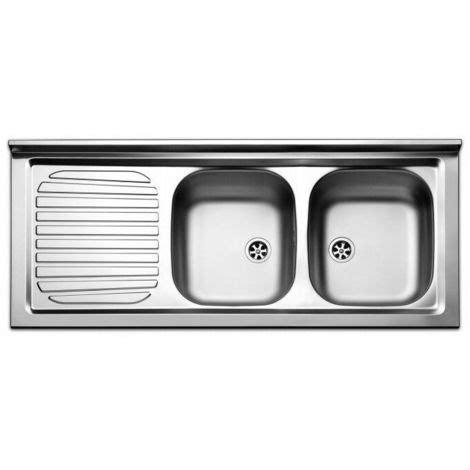 lavello cucina da appoggio lavello lavandino cucina inox appoggio da mobile cm 120 x