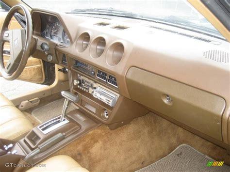 1980 Datsun 280zx Fastback Interior Photo #49357309