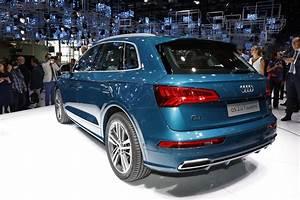 Audi Q5 Prix Occasion : prix audi q5 2017 les tarifs du nouveau q5 d voil s photo 2 l 39 argus ~ Gottalentnigeria.com Avis de Voitures