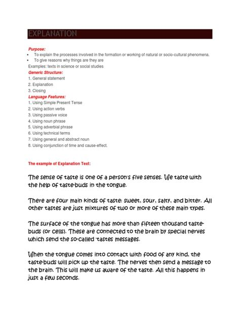 Nah, berikut ini kita akan membahas mengenai proses terjadinya pelangi dalam bahasa inggris yang dapat sobat ibi pahami dengan baik. Contoh Explanation Text About Natural Phenomena - Berbagai ...