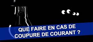 Coupure De Courant : coupure de courant qui appeler pour signaler une panne d ~ Nature-et-papiers.com Idées de Décoration