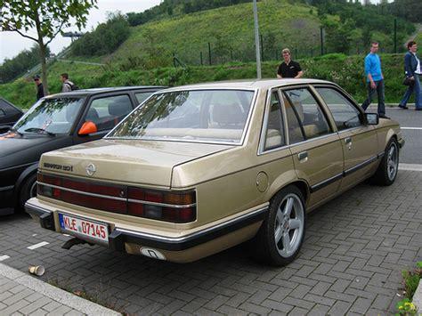 Opel Senator by Opel Senator 3 0i Photos And Comments Www Picautos