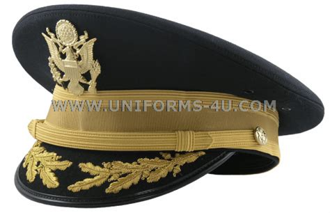 Us Army Service Cap For Field Grade Quartermaster Corps