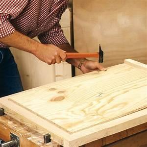 comment faire une porte comment couper une porte de bois With comment faire un cadre de porte