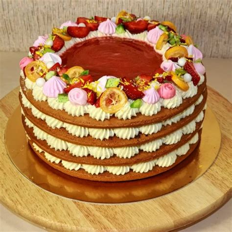 Torte ar Mascarpones krēmu   Baker