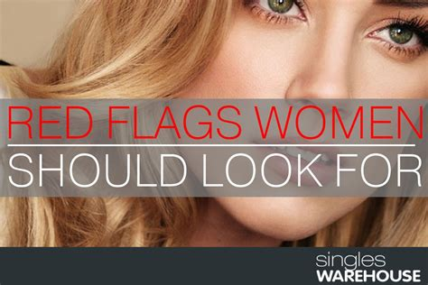 5 Red Flags For Women To Watch For