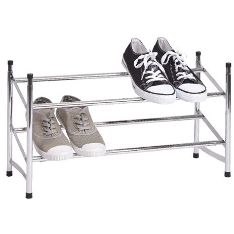 range chaussures gifi range chaussures extensible 2 niveaux meuble 224