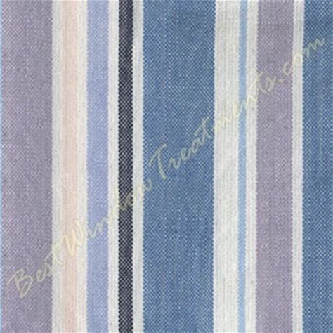 Coastal Stripe Valance available in 4 colors