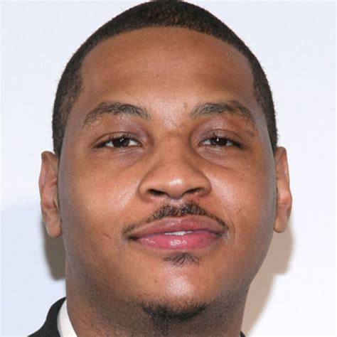 Carmelo Anthony Famous Basketball Players Biography