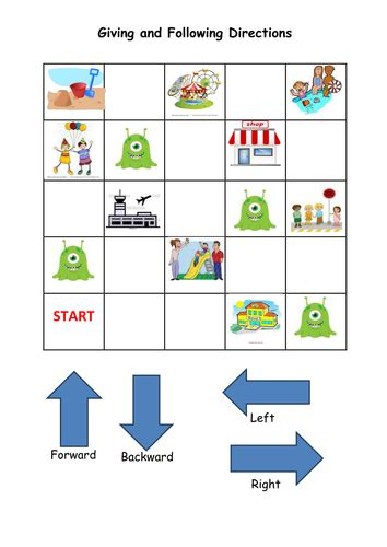 year 1 maths mastery position and direction by liz312217 teaching resources