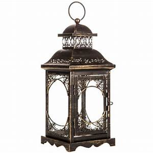 Antique bronze metal lantern hobby lobby 1283472 for Best brand of paint for kitchen cabinets with antique iron candle holders
