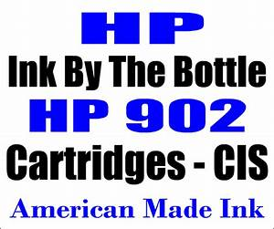 Ink For Hp 902 Cartridges  Cis Systems