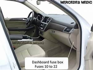 Mercedes Ml350 Fuse Box
