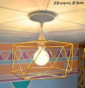 Himmeli inspired lighting a tutorial designer at home