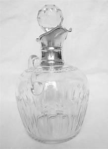 Carafe à Vin Cristal : carafe vin fin ou whisky en cristal de baccarat et argent massif ~ Teatrodelosmanantiales.com Idées de Décoration