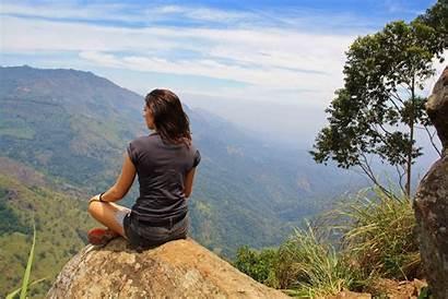 Ella Rock Sri Lanka Climbing Mountain Mountains