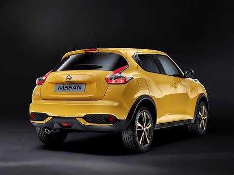 2015 Nissan Juke gets a facelift at Geneva Motor Show ...