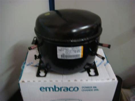 motor para geladeira compressor embraco egas80hlr 1 4 novo r 350 00 em mercado livre