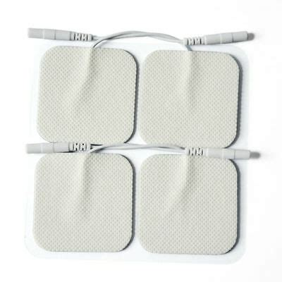 20 2x2 Reusable Self Adhesive Electrodes for TENS - 5