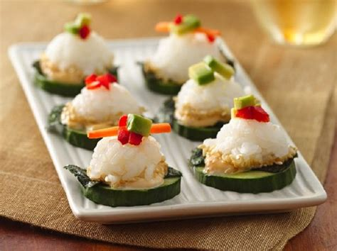 canape recipes best canapes