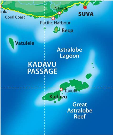 Cruising Kadavu And Beqa Fiji Shores And Marinas