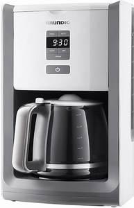 Kaffeemaschine Auf Rechnung : grundig programmierbare kaffeemaschine km 7280 w white sense wei edelstahl online kaufen otto ~ Themetempest.com Abrechnung