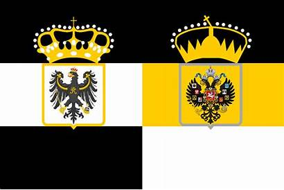 Empire Flag Prussian Prussia Russian Russia Vexillology