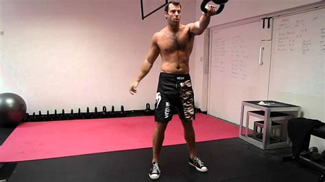 kettlebell 24kg rkc deep six workout