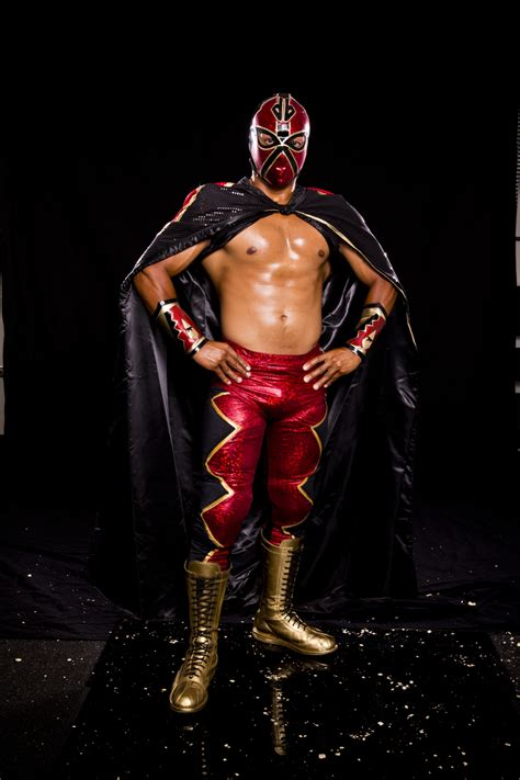 arizona diamondbacks introduce luchador   official