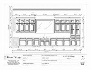 a detailed elevation of a traditional kitchen featuring With kitchen cabinets lowes with wall art sketches