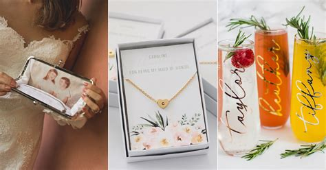 30 Personalized Bridesmaid Gifts You Girls Will Love