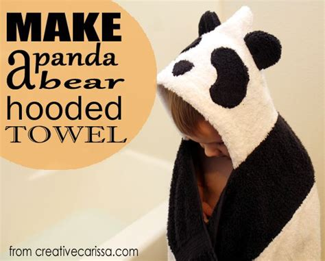 25+ Best Ideas About Hooded Towels On Pinterest
