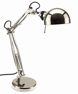 Lampe D Architecte : lampe de bureau style architecte ~ Teatrodelosmanantiales.com Idées de Décoration